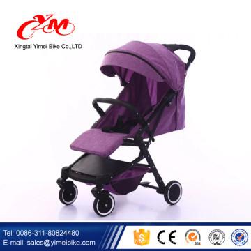 EN1888 standard 2017 haute qualité nouveau modèle bébé poupée poussette avec siège auto
