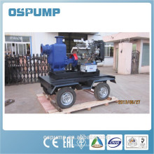 factory outlet ZW diesel engine l sewage pump