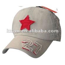Star Embroidery Fashion Baseball Cap