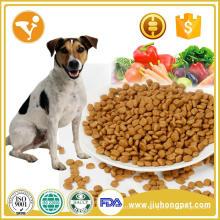 Alimentos orgánicos para animales de compañía
