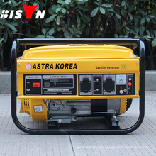BISON (CHINA) CE 2kw 220v ручной запуск Astra Korea Generator, генератор astra korea dc