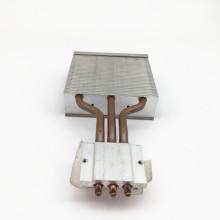Disipador de calor de tubo de cobre estampado de metal 300W