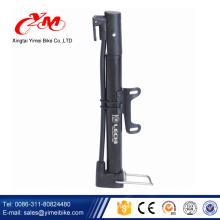 2016 Shanghai fair bicycle pump / High Quality Safety bike air pump / multi-function mini portable cycle bicycle inflator