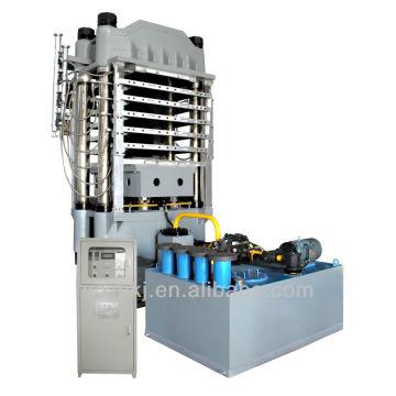 EPDM пены листа машина литья под давлением