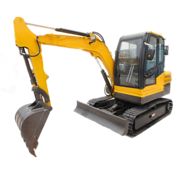 Mini_excavator_china Small For Garden 2 Ton Crawler Micro Diggers 2.5ton Mini hydraulische graafmachine met gesloten cabine
