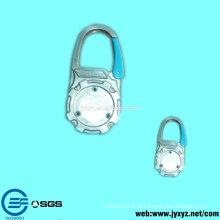 Shenzhen oem alumínio die cast metal keychain