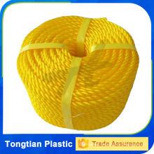 Baler String PP Polypropylene 3 Strand Twist Rope