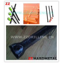 Tapered Rods and Button Bits for Drilling Bits Tools (TH22L050)