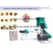 Machine sèche d'extrudeuse de granule de poisson de modèle divers et forme de nourriture d'animal familier de traitement