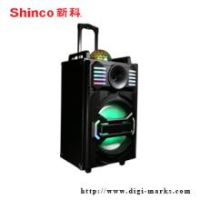 Wireless Stereo Portable Bluetooth Lautsprecher im Freien