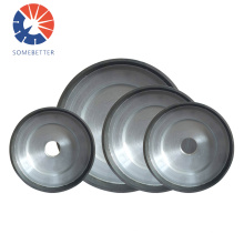 China manufacturer high quality 6a2 cup vitrified diamond grinding wheel