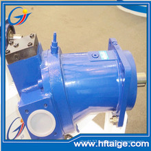 Piston Pump for Metallurgy and Material Handling