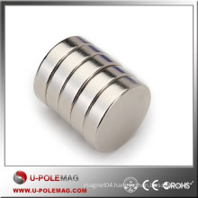 2016 Newest Magnets Disc D25x8mm Neodymium/NdFeB Magnets N48/Hot Sale Disc Magnets