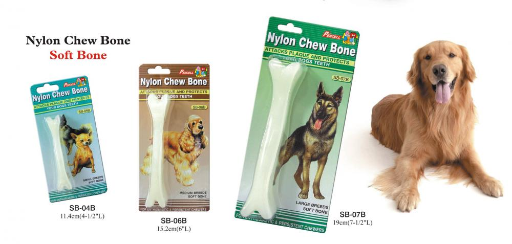 Classic Soft Chew Bone Small Medium And Large