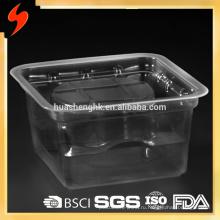 FDA сертифицированный одноразовый пластиковый контейнер для закусок на 5 унций / 150 мл