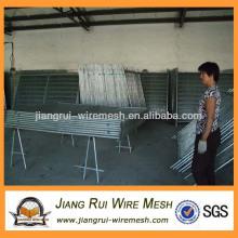 galvanized weld temporary fence (jiangrui manufacture)