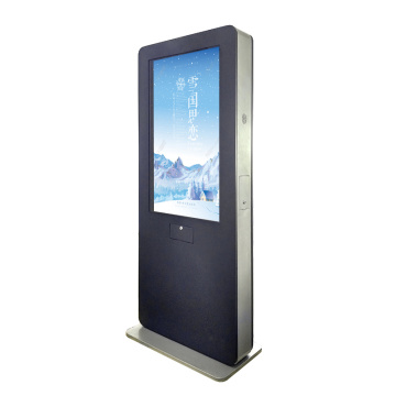 Bodenstehender Android Touch All-in-One-Kiosk
