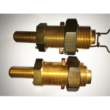 Customized High Precision CNC Cachining Parts with Brass Material (ATC1103)