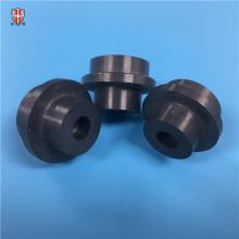 polia de rolo de cerâmica Si3N4 resistente ao desgaste industrial