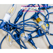 SLT-127 UL-Zulassung IP44 wasserdichtes Amerika Stecker Netzkabel Lichter wetterfest