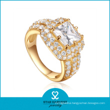 Wholesale Anniversary 925 Sterling Silver Ring with CZ (R-0611)