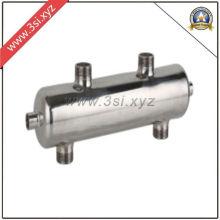 Collecteur Ss non standard dans un système de chauffage par le sol (YZF-AM155)