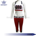 Logo tùy chỉnh All Stars Cheer Sports Bras