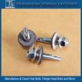 4.8mm 5.5mm 6.3mm Hex Flange Head Roofing Screw
