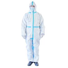 Anti-virus disposable safety full body protection suit