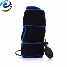 Almofadas de refrigeração médicas de ferimento de tecido macio da compressão do ar do joelho