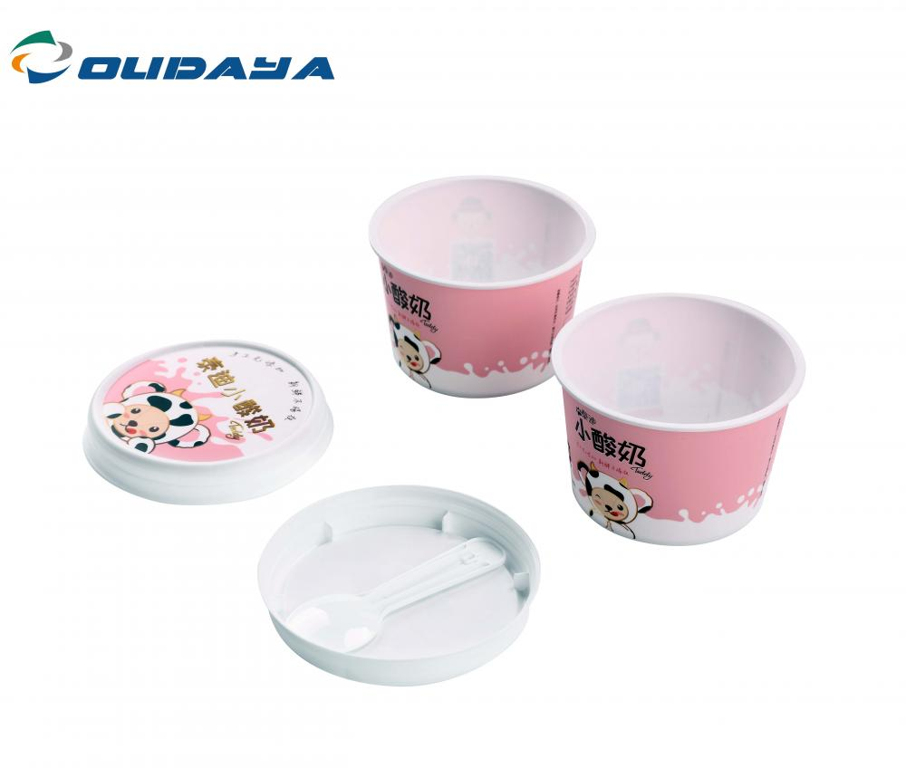 In Mould Labelling