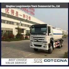 China famoso 6X4 Sinotruk HOWO 18ton camión tanque de agua