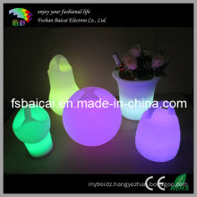 Cordless Rechargeable Colorful LED Decorative Light