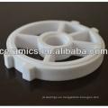 Válvulas de cerámica de alúmina resistentes al desgaste