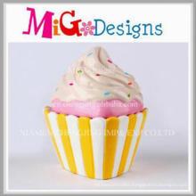 Popular for The Market Ceramic Cupcake Design Money Bank