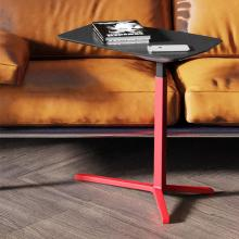 Home Medium density fiberboard bed table