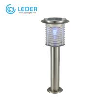 Светодиодный светильник LEDER 4W Solar Mosquito Killer Led Bollard Light