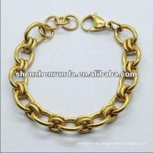 Nouveautés arrivent bracelets en or filles charme