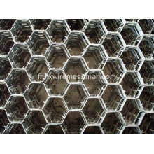 Hex Metal Refractory Anchor
