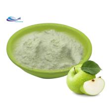 Органический порошок концентрата фруктового сока зеленого яблока