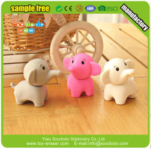 China Animal 3D puzzle gomme éléphant