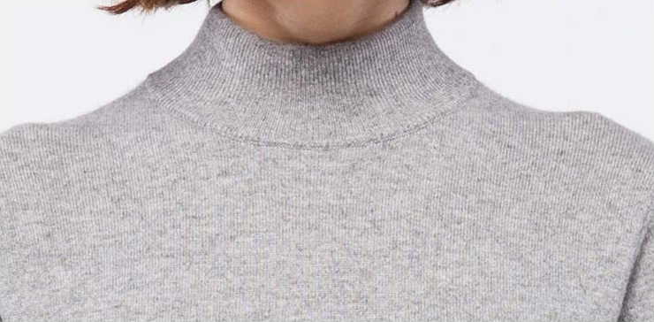 70% Wool 30% Cashmere Sweater -7