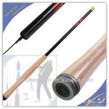 TER001 blanks de pesca vara de fibra de vidro melhor venda produto chinês quente alta haste de carbono tenkara artes de pesca