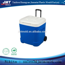 China injection plastic cooler box with wheels mould                                                                         Quality Choice