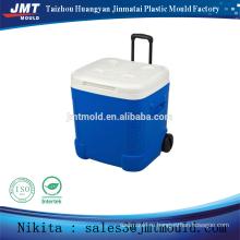 Китай инъекции пластиковые коробки кулер с колесами качества прессформы выбор