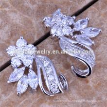 vergoldet Silber Ohrringe weiblichen Lieblings Ohrringe indischen Bollywood Ohrringe Schmuck
