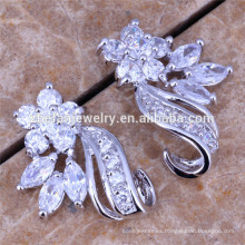 pendientes de plata plateados pendientes favoritos femeninos pendientes de bollywood indio joyería