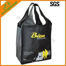 bolso de compras no tejido del hombro de los pp del hogar para hacer compras