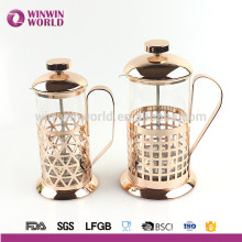New Product 2016 Unique Copper French Press Stainless Steel