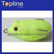 Fishing Frog Lure with Green